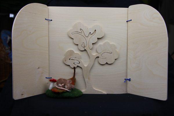 drieluikje boom