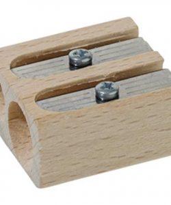 houten 2-gaats puntenslijper_1