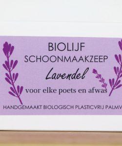 schoonmaakzeep lavendel